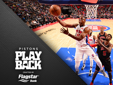 Tolliver (season-high 25) leads 3-point assault as Pistons crush Chicago