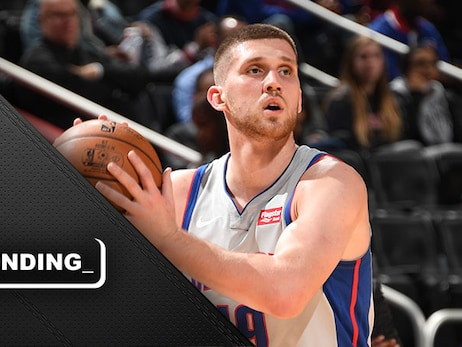 Pistons know Svi can hit the 3 – it's the playing D that has them excited