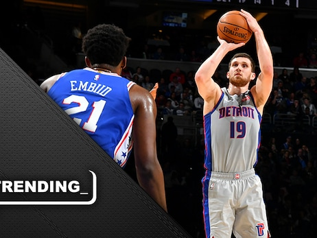 Futures market: Nobody ran with opportunity Pistons injuries created more than Svi