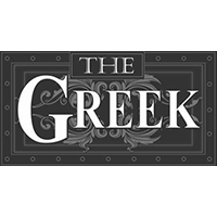The Greek Logo