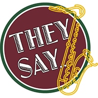 They Say Logo