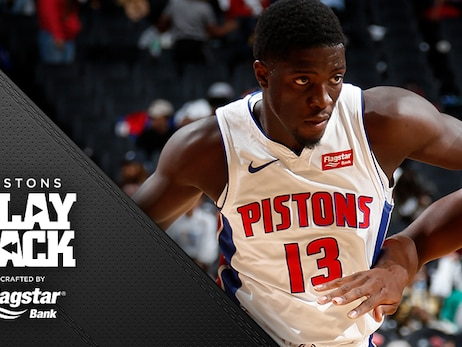 Thomas, Hall, Walton all get their auditions as Pistons fall to Denver