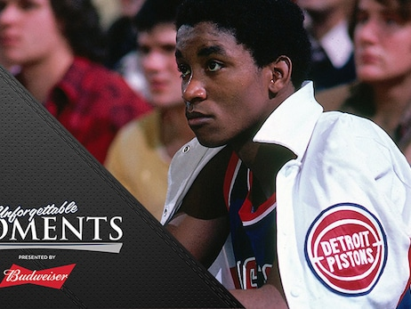 Draft tales: Isiah tried to talk his way out of Detroit, but Pistons legend Trader Jack wasn't having any of it
