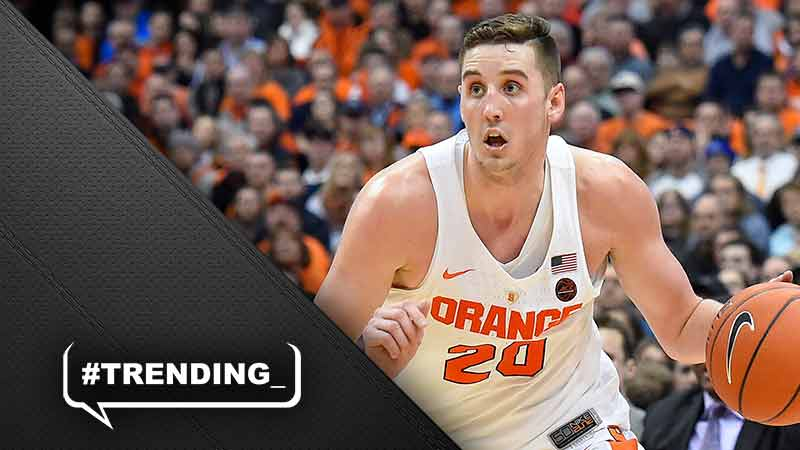SVG sparked stretch 4 trend; Syracuses Lydon looks to get in on the act
