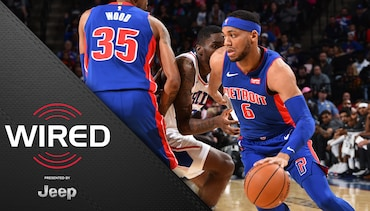 Wired, presented by Jeep: Pistons at 76ers
