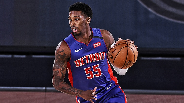I couldn't ask for a better situation' – Delon Wright thrilled to rejoin Casey in Detroit | Detroit Pistons