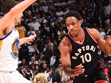Game Preview: Raptors at Warriors
