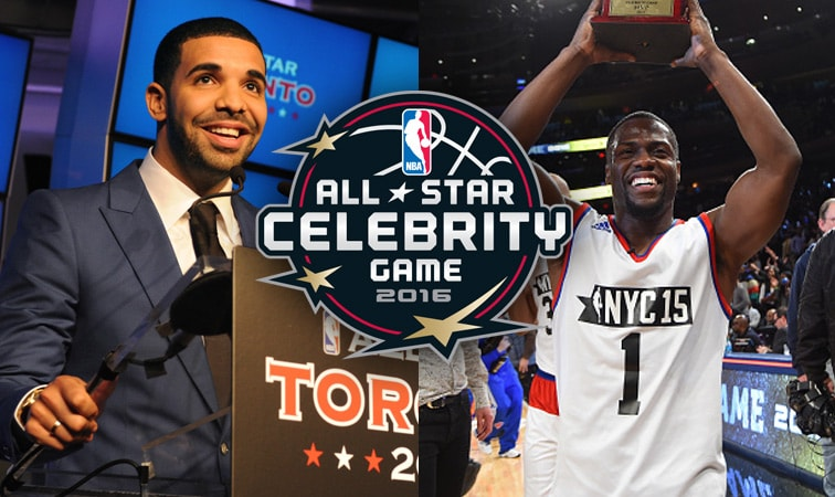 Nba all star celebrity game teams