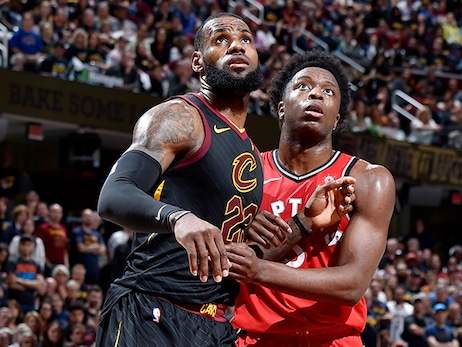 2018 Playoffs: Game 4 Preview - Raptors at Cavaliers
