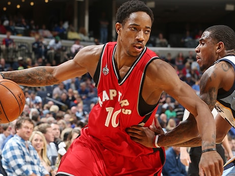Game Preview: Raptors at Grizzlies