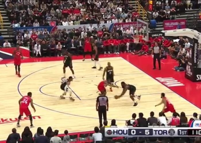 Preseason Highlights Raptors Vs Rockets October 8 2019