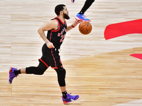 VanVleet Rolls With All-Star Snub