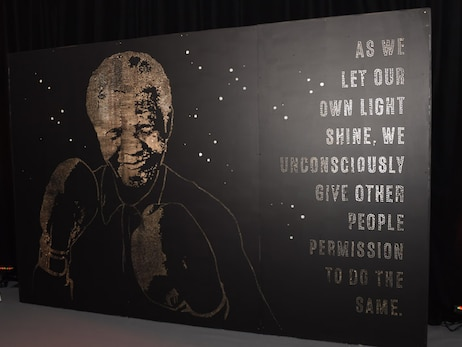 Ujiri, Raptors Celebrate The Life Of Nelson Mandela At 2nd Annual Giant Of Africa Event