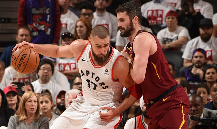 2018 Playoffs: Game 2 Preview - Raptors vs. Cavaliers