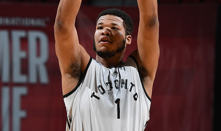 Raptors Sign Kennedy Meeks