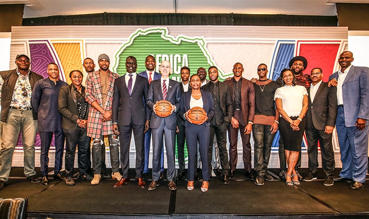 Rosters For Third NBA Africa Game Announced