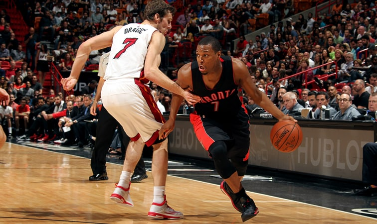 Raptors Extinguish Heat To Match Team Record For Wins ...