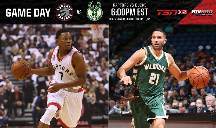 bucks vs raptors - photo #37