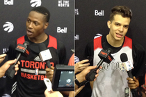 Raptors Pre-Draft Workouts