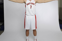 Raptors Media Day Photos - 1