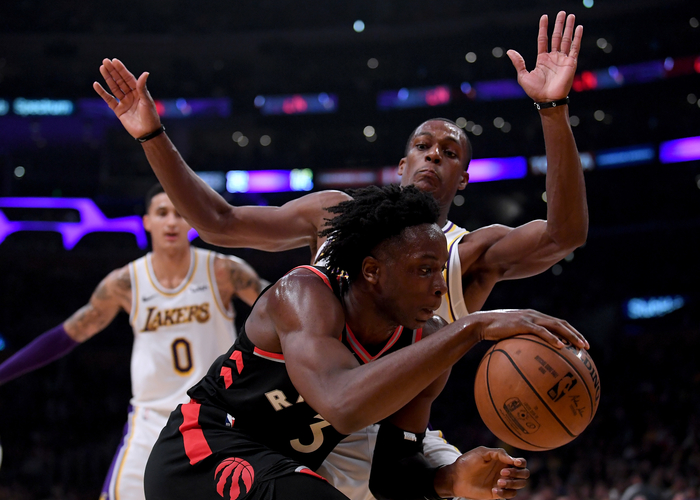 Game Preview: Raptors Vs Lakers