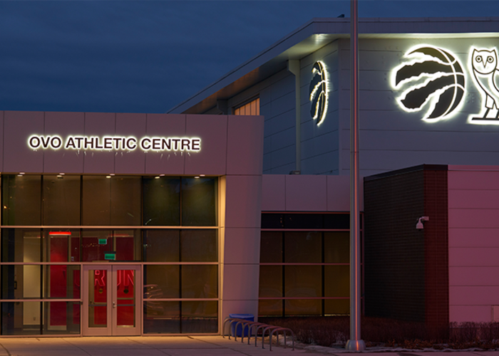 ae616075d74 Raptors and OVO Elevate Partnership with OVO Athletic Centre Naming Rights  Deal