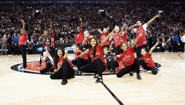 Raptors Junior Dance Pak Auditions 2014