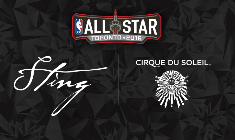 Sting actuará en el All-Star Game de la NBA
