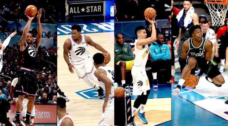 04ea912224c All-Star Weekend Wrap Up | Toronto Raptors