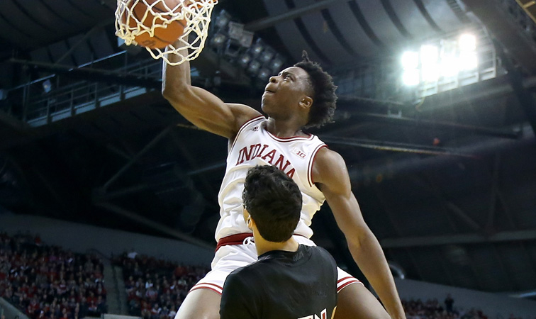 Raptors select OG Anunoby with 23rd overall pick