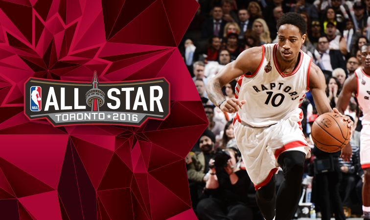 a55f797ca96 DeMar DeRozan Named To Eastern Conference All-Star Squad | Toronto ...