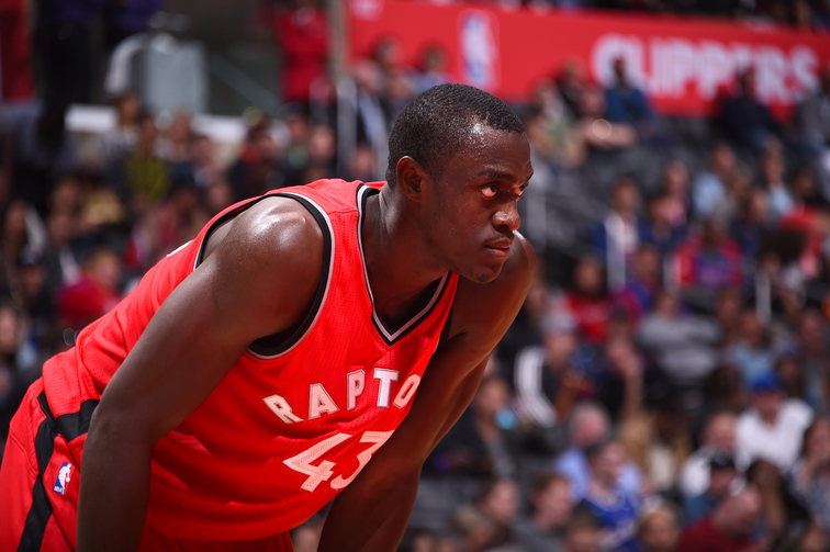 Toronto Raptorsv Los Angeles Clippers