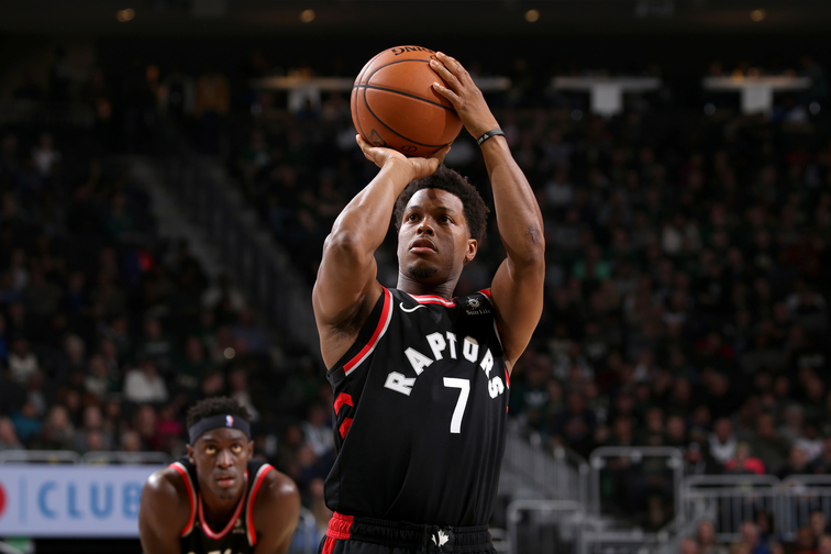 Brogdon's 3-pointers lift Bucks past Raptors 104-99