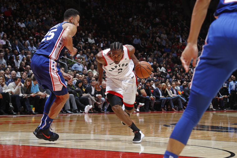Ben Simmons' 76ers fall to Raptors