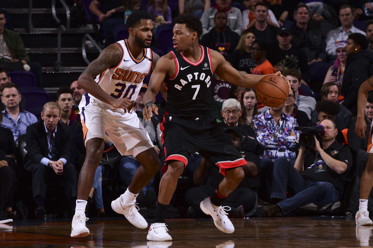 Kawhi Leonard returns to help Raptors improve to NBA-best 11-1