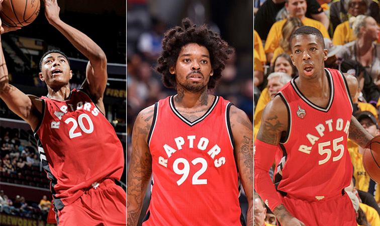 Raptors Exercise Team Options On Caboclo, Nogueira ...