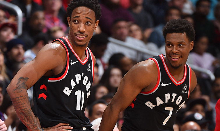 Week 22 Power Rankings Toronto Raptors rise to No. 1 with big win over  Houston Rockets