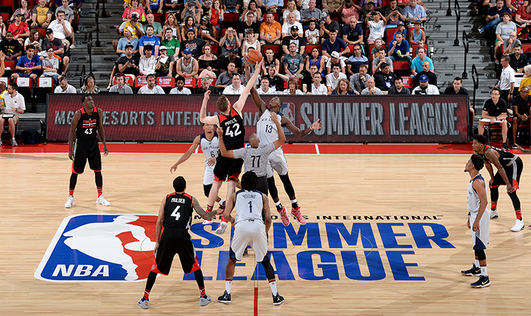 Thunder opens Summer League play on July 6