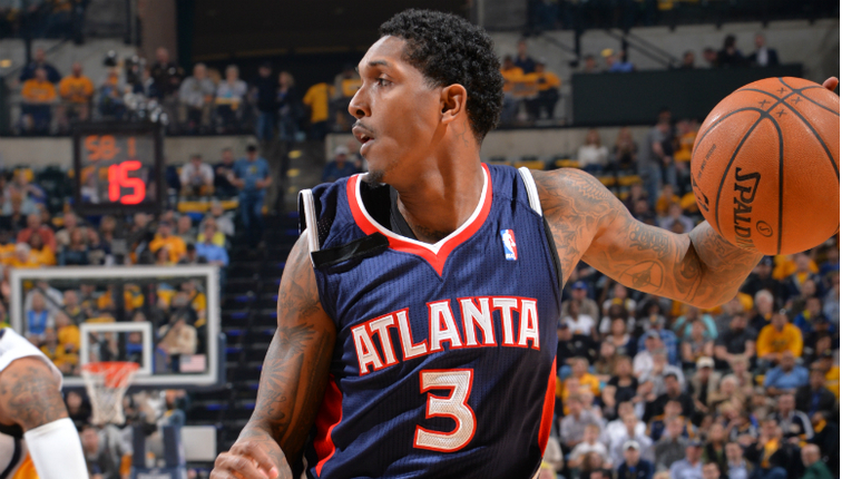 30fbab1e4092 Lou Williams Eager For Fresh Start With Raptors