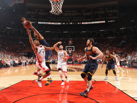 Photo Gallery: Raptors vs. Cavaliers 05/27/16