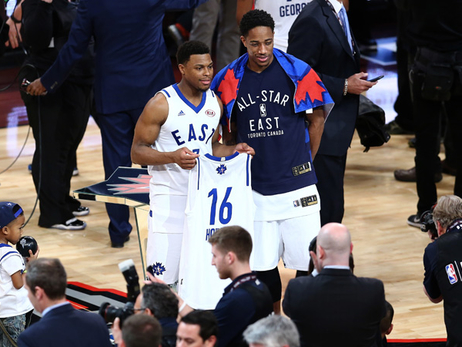 NBA All-Star 2016: One For The Record Books