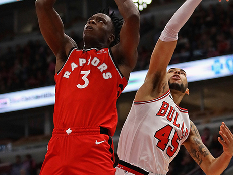 Game Preview: Raptors at Bulls