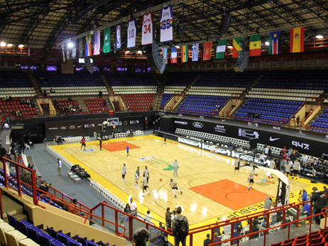 Basketball Without Borders 2015 - Day 2 & 3