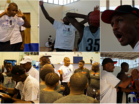 BWB Camp Continues For Raptors On Day Three In Johannesburg