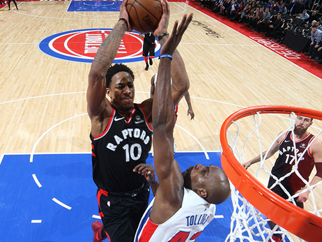 Game Preview: Raptors at Pistons