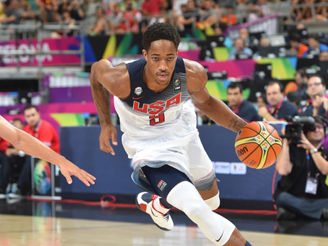 USA Basketball Announces 30 Finalists For 2016 U.S. Olympic Men's Team