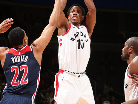 Game Preview: Raptors at Wizards