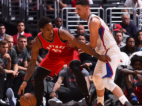 Game Preview: Raptors at Clippers