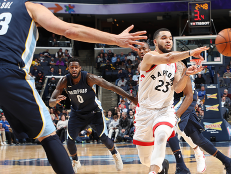 Game Preview: Raptors vs. Grizzlies