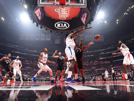 Photo Gallery: Raptors @ Clippers 12/11/17
